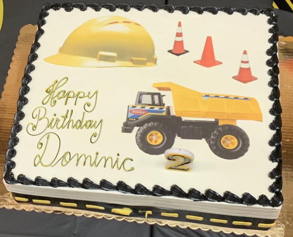 Bob the builder birthday party